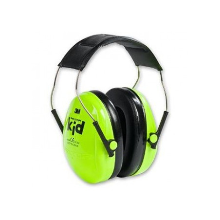 CASCOS PELTOR KID
