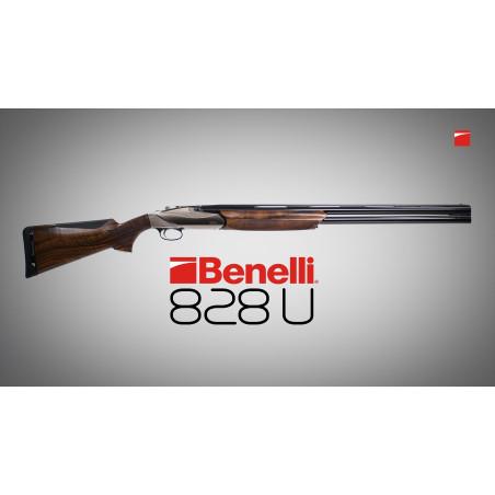 ESCOPETA BENELLI 828 U SILVER