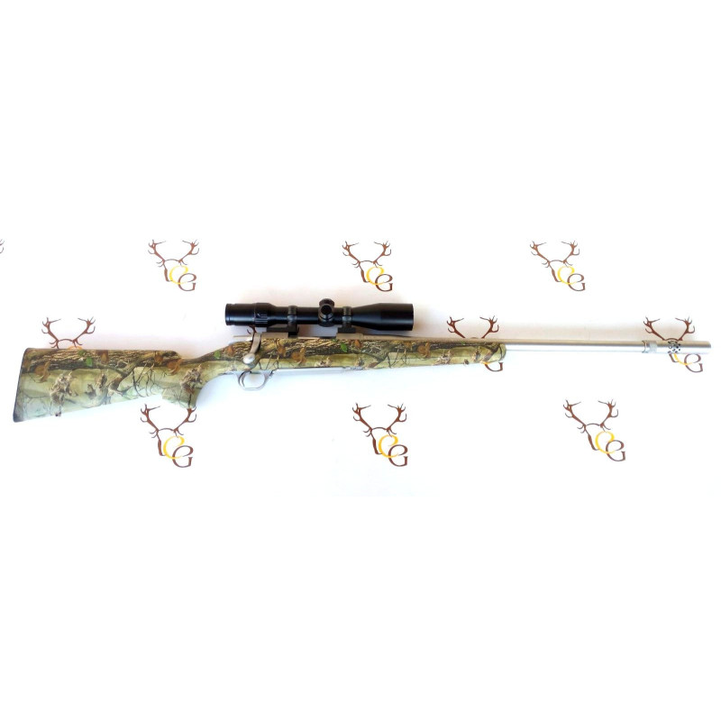RIFLE BROWNING A-BOLT STAINLESS (PL)