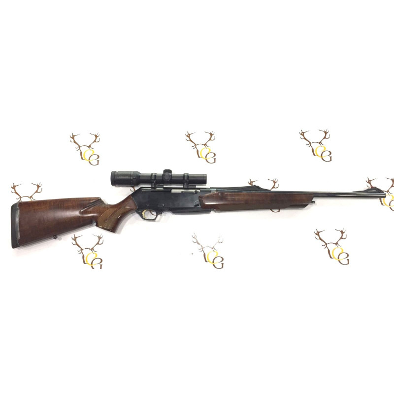 RIFLE BROWNING LONG TRACK + VISOR (PL)