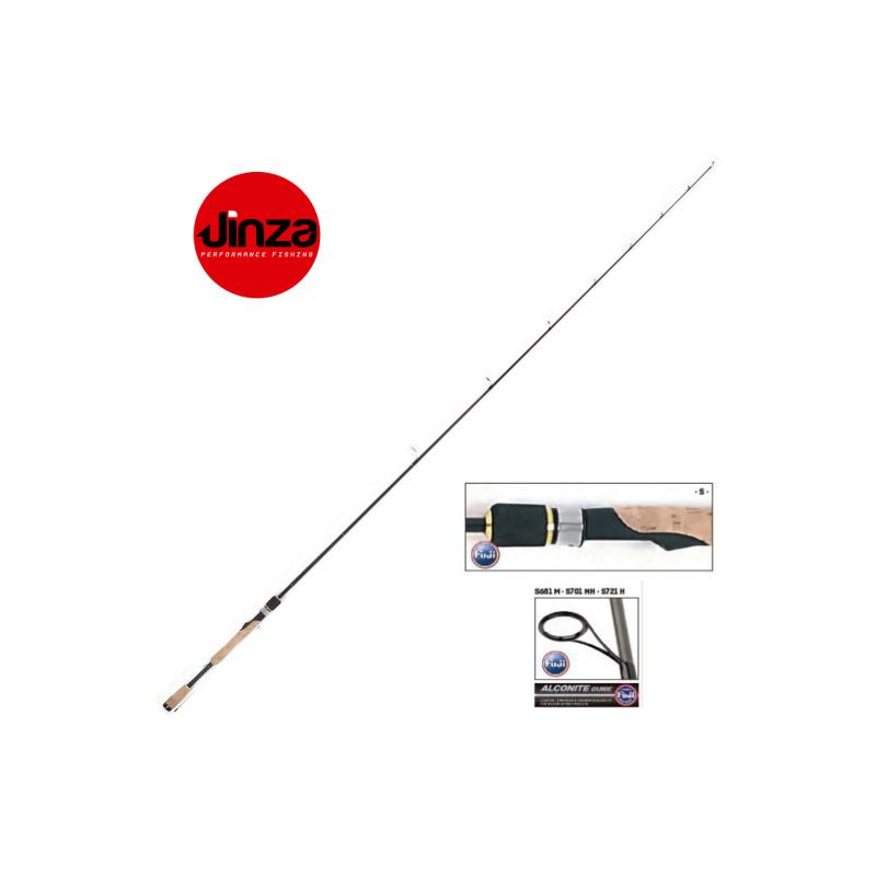 CAÑA JINZA BLACK HAWK S-681 M