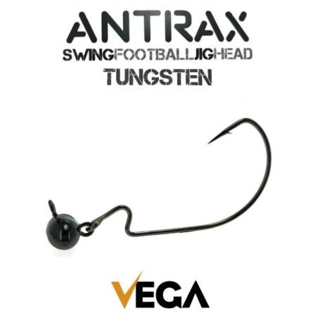 VEGA ANTRAX SWING FOOTBALL JIG HEAD 3/0
