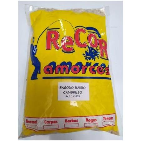 ENGODO RECOR AMORCES BARBO