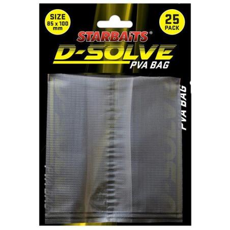 STARBAITS D-SOLVE PVA BAG 55 X 100MM
