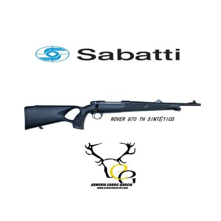 RIFLE SABATTI ROVER 870 TH SINTETICO