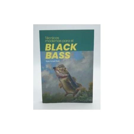 LIBRO TECNICAS MODERNAS PARA EL BLACK BASS (JOAN ARNAL FONT)