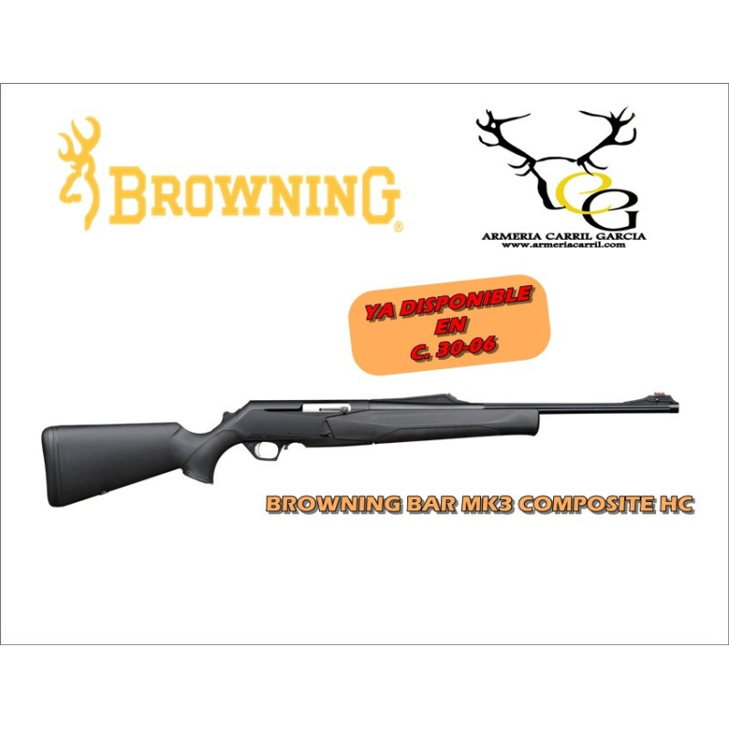 RIFLE BROWNING BAR MK3 COMPOSITE HC