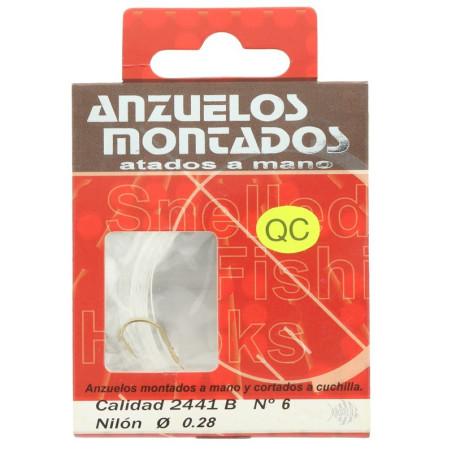 ANZUELOS MONTADOS CALICO 2441B