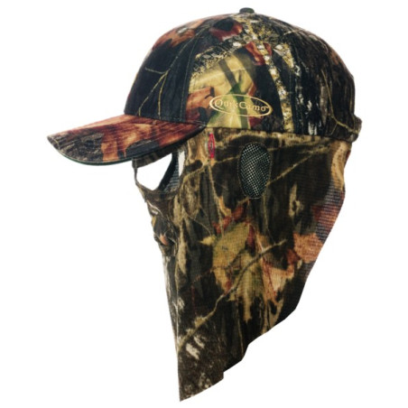 GORRA BROWNING FACE MASK
