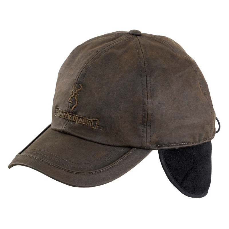 GORRA BROWNING + PROTECTOR AUDITIVO