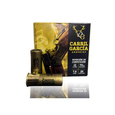 CARTUCHO T-4 CARRIL GARCIA GUALANDI
