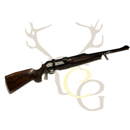 RIFLE BROWNING BAR ZENITH BIG GAME FLUTED HC (PL)