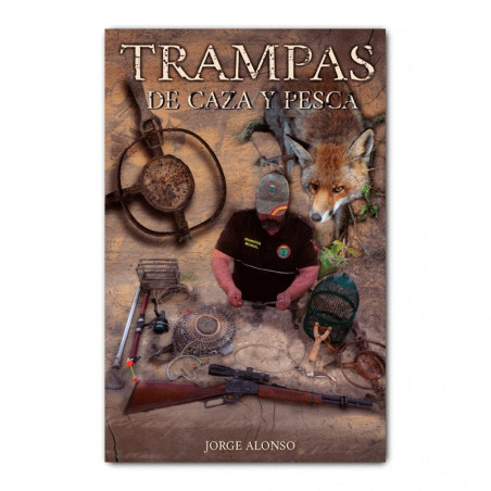 LIBRO TRAMPAS DE CAZA Y PESCA